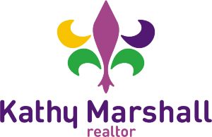 Kathy Marshall - full logo