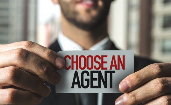 Choose an Agent