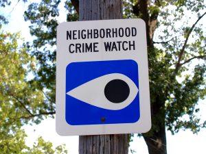 Neighborhood crime