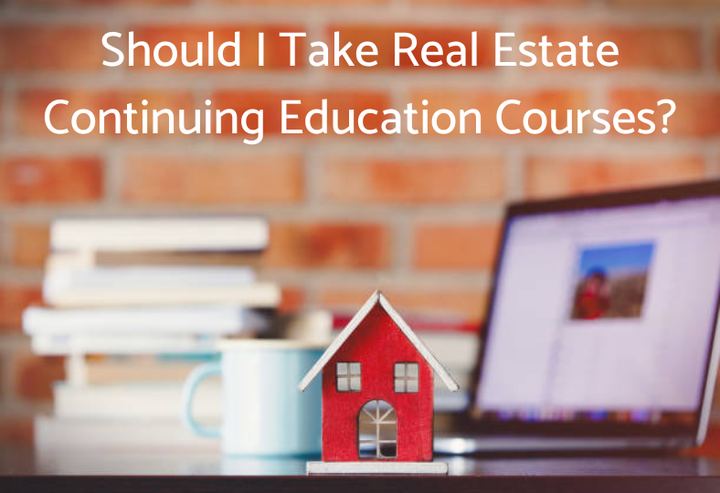 Real Estate Continuing Education Courses